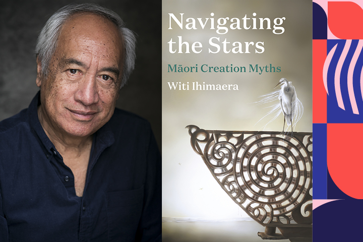 FOW Eventcentral An Evening With Witi Ihimaera And Kingsley Spargo